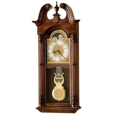 Chiming Quartz Maxwell Wall Clock
