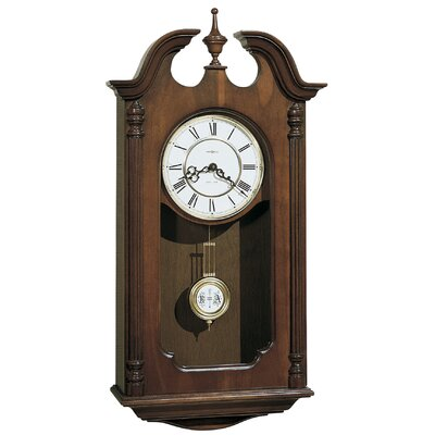 Howard Miller® Chiming Quartz Danwood Wall Clock