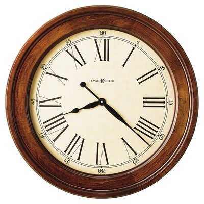 Grand Americana Gallery Wall Clock