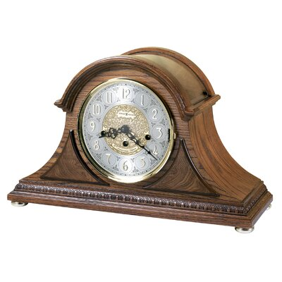 Howard Miller® Barrett II Mantel Clock