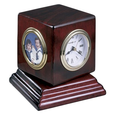 Howard Miller® Reuben Table Clock