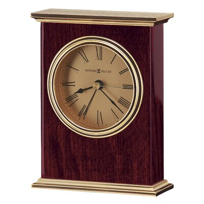 Howard Miller® Laurel Alarm Clock