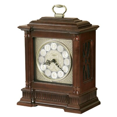 Howard Miller® Akron Quartz Mantel Clock