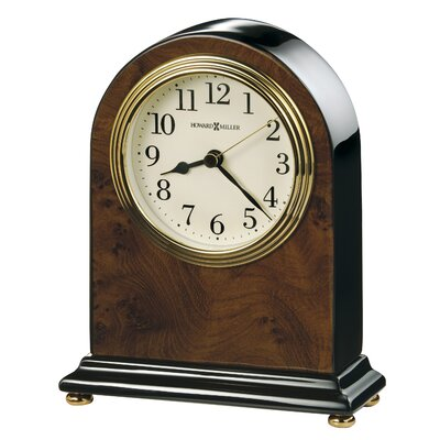 Howard Miller® Bedford Table Clock