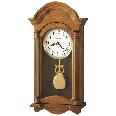 Chiming Quartz Amanda Wall Clock
