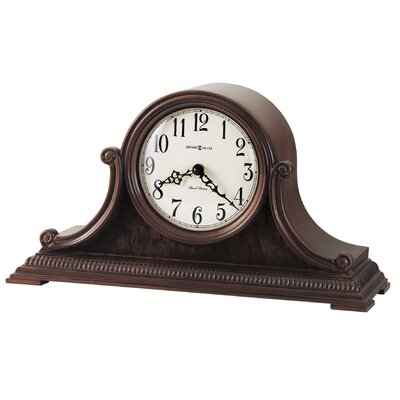 Howard Miller® Albright Chiming Quartz Mantel Clock