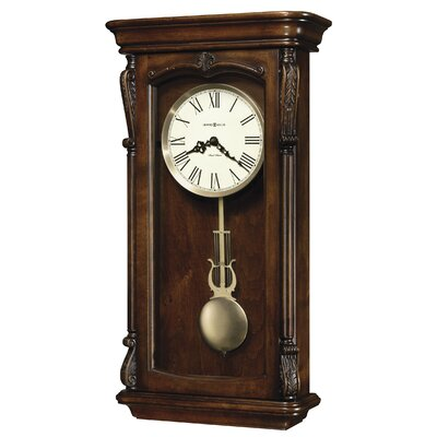 Howard Miller® Henderson Chiming Quartz Wall Clock