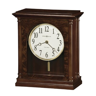 Candice Chiming Quartz Mantel Clock
