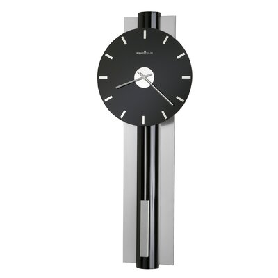 Hudson Quartz Wall Clock