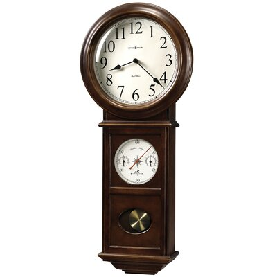Howard Miller® Crowley Wall Clock