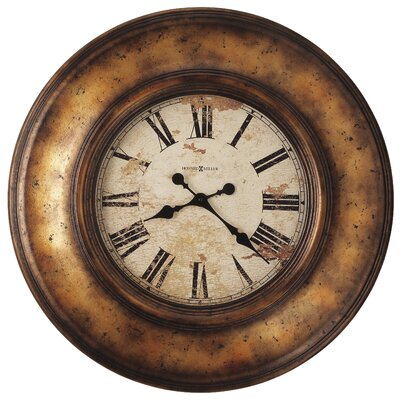 Copper Bay Wall Clock