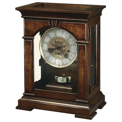 Howard Miller® Emporia Mantel Clock