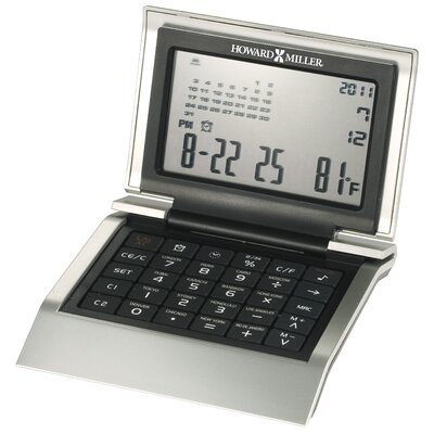 Howard Miller® Universal Time Clock