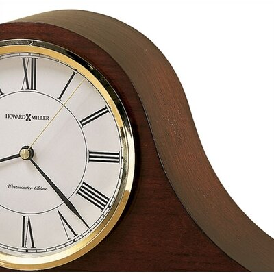 Howard Miller® Christopher Mantel Clock