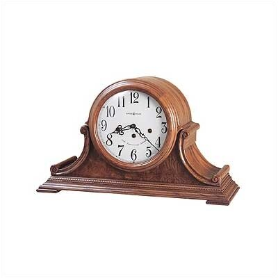 Howard Miller® Hadley Key Wound Mantel Clock