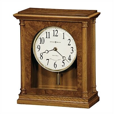 Howard Miller® Carly Chiming Quartz Mantel Clock