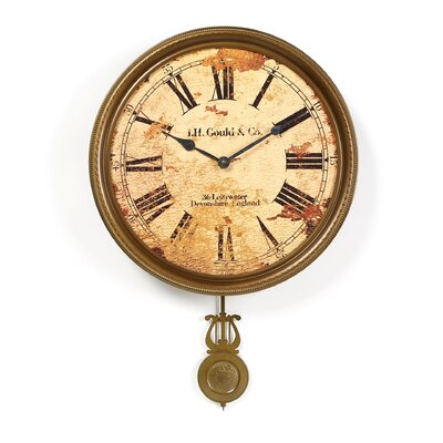 Howard Miller® J.H. Gould and Co. III Wall Clock