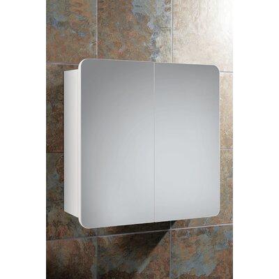 hib 2 door mirror cabinet reviews wayfair uk