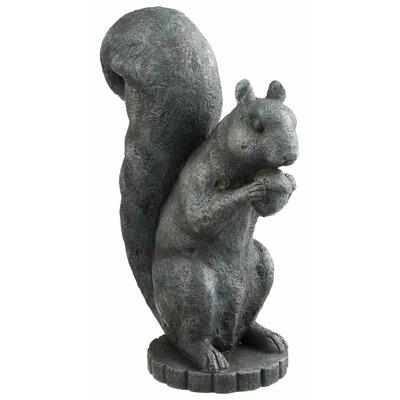 Midwest Seasons Squirrel Figurine