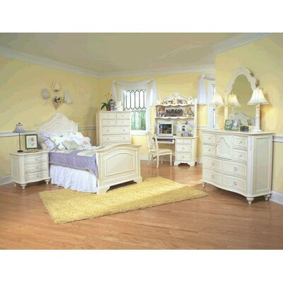 Legacy Classic Furniture Reflections Panel Bed