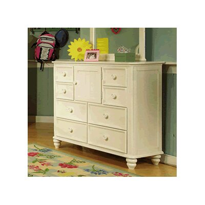 LC Kids Summer Breeze Vertical Scroll Dresser