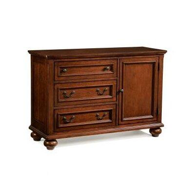 American Spirit Door 3 Drawer Combo Dresser