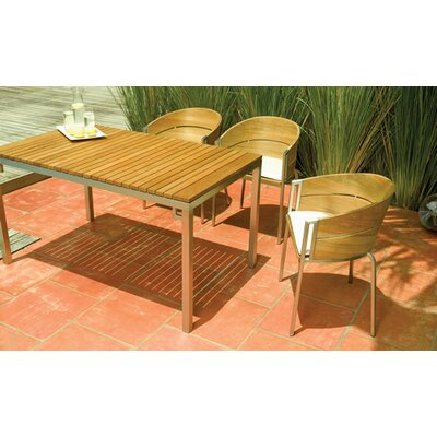 OASIQ Grace 5 Piece Dining Set