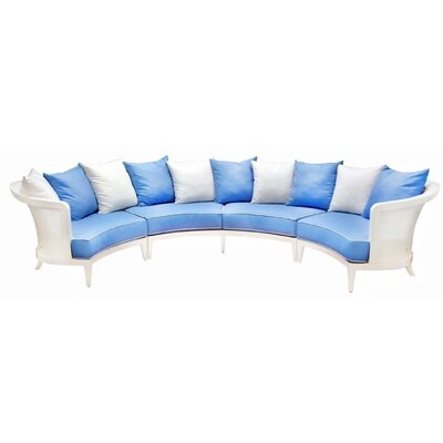 OASIQ Madison Sectional with Cushions