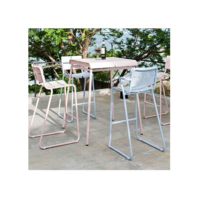 Corail 5 Piece Pub Table Set