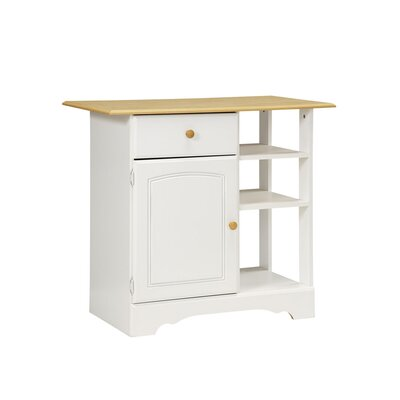New Visions by Lane Kitchen Essentials Kitchen Island
