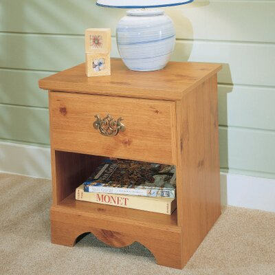 New Visions by Lane Mountain 1 Drawer Nightstand