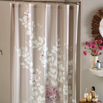 Kaleah Cotton Shower Curtain