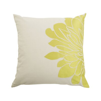 Blissliving Home Gemini Citron 18x18 Pillow