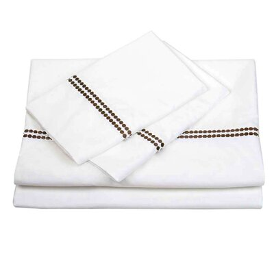 Blissliving Home Chelsea 300 Thread Count Twin Sheet Set