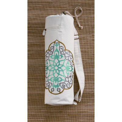 Blissliving Home Kalapa Yoga Bag in Ivory