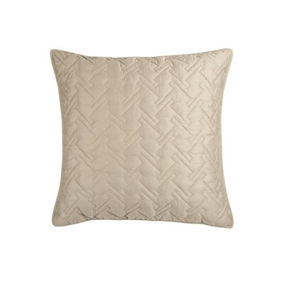 Blissliving Home Tate Euro Sham in Putty