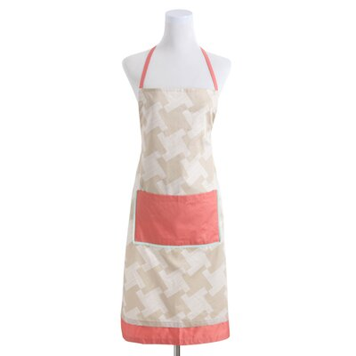 Blissliving Home Trafalgar Full Apron in Putty