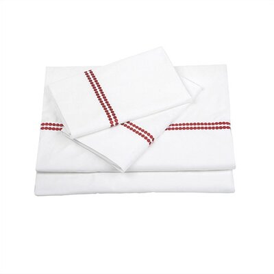 Blissliving Home Chelsea 300 Thread Count Sheet Set