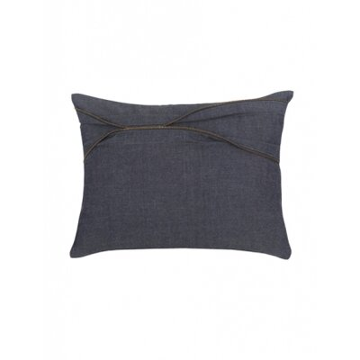 Blissliving Home Jagger Denim Pillow