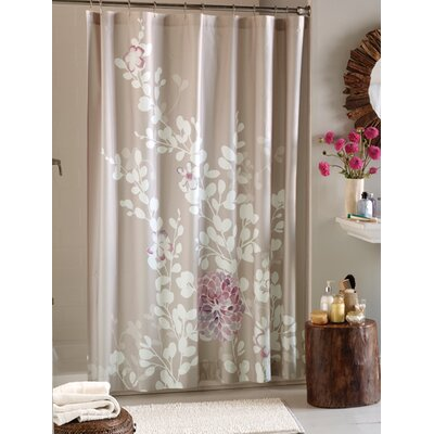 Blissliving Home Kaleah Cotton Shower Curtain
