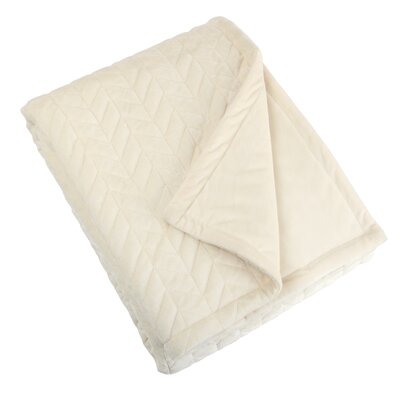 Blissliving Home Morgan Polyester Throw