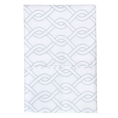 Blissliving Home Link Glacier Cotton Pillowcases (Set of 2)