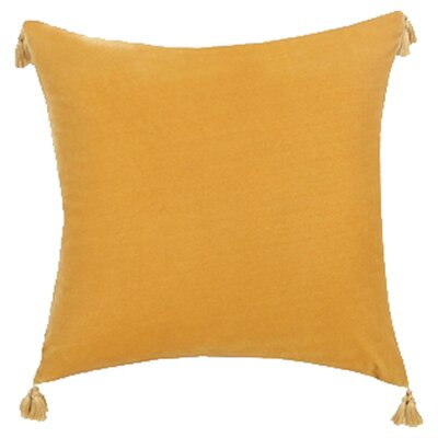 Blissliving Home Aspen Addison Velvet / Linen Pillow
