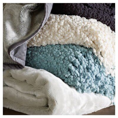 Blissliving Home Temi Polyester Throw