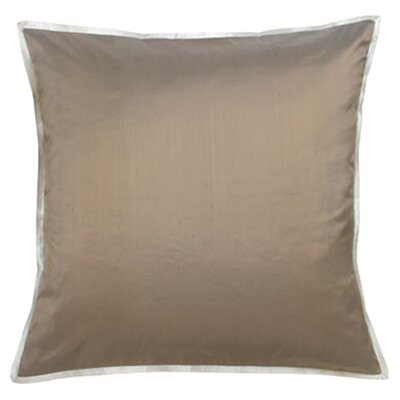 Blissliving Home Lucca Euro Sham in Bronze