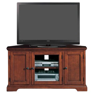 "Riley Holliday Westwood Cherry 46"" TV Stand"