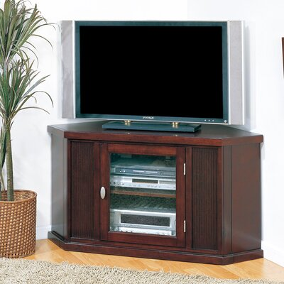 "Riley Holliday Riley Holliday 46"" Corner TV Stand"