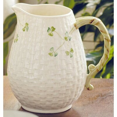 Shamrock Large Cream Pitcher