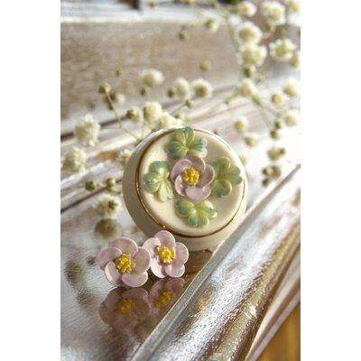 Wild Rose Earrings Set (Set of 2)