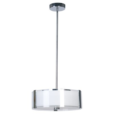 Mercator Lighting Versa Pendant in Chrome